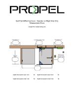 Door Illustrations for tearoff forms